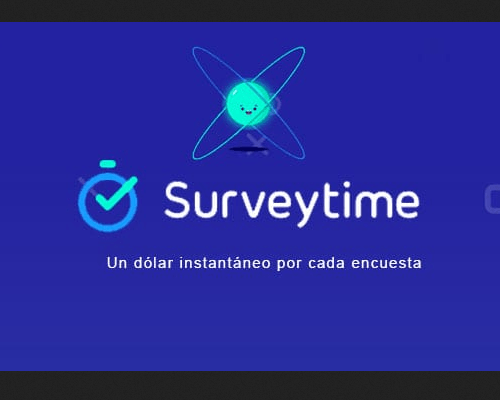 Survey time, opine y gane por 1 $